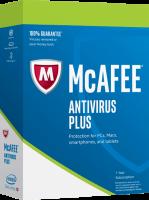 McAfee Antivirus Plus 2018 - 5 PC