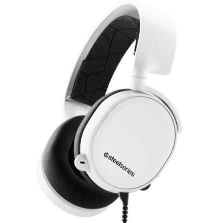Steelseries Arctis 3 - Vit